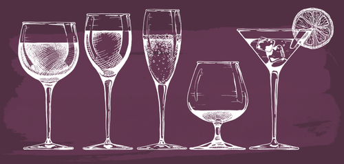 A guide to bar glassware