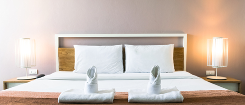 5 Ways To Guarantee Your Guests A Great Night's Sleep