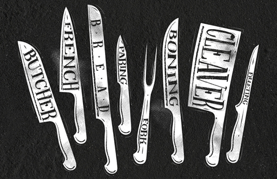 The Essential Guide To Kitchen Knives