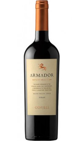 Odfjell - Armador Syrah 2015 (75cl Bottle)