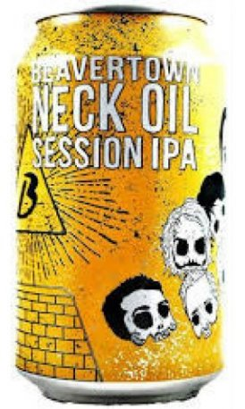 Beavertown - Neck Oil Cans (24x 330ml Cans)