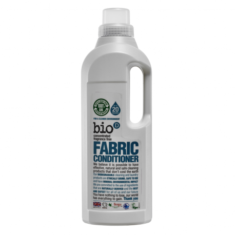 Bio D Fabric Conditioner 1 Litre (12 pcs)