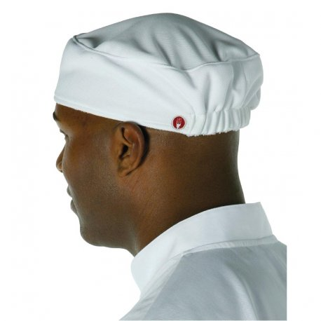 Chef Works Total Vent Beanie White
