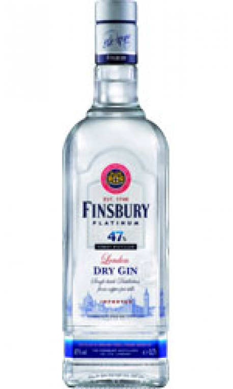 Image of Finsbury - London Gin Platinum 47%