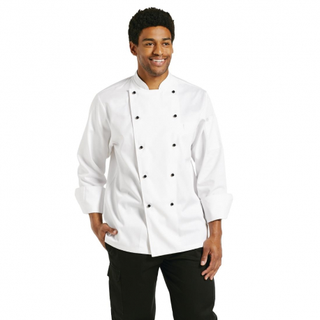 Chef Works Chaumont Unisex Chefs Jacket Long Sleeve XL