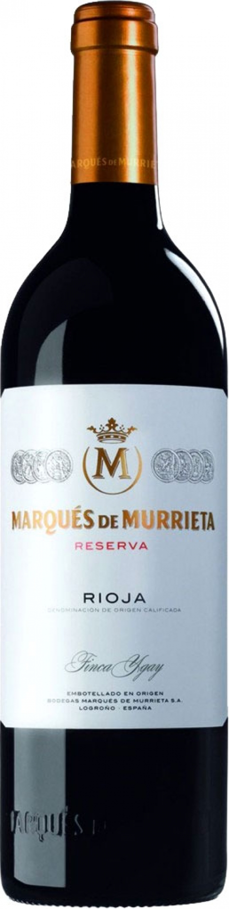 Marques de Murrieta - Reserva 2015 (75cl Bottle)