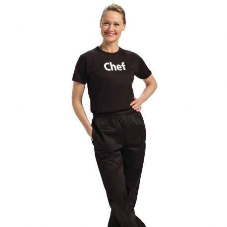 Printed Unisex T-Shirt Chef M