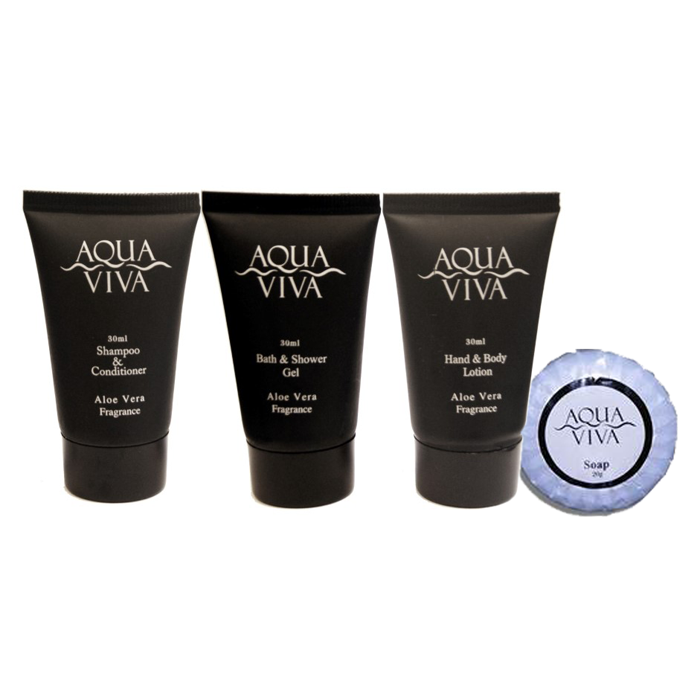 Aqua Viva Aloe Vera Hotel Toiletries