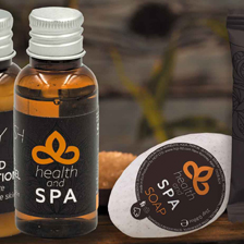 Health & Spa Hotel Toiletries