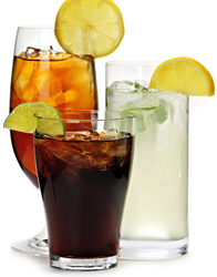 Mixers Drinks Category Image