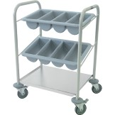 Cutlery & Tray Trolleys