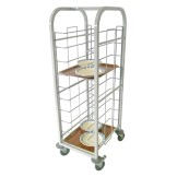 Self Clearing Trolleys