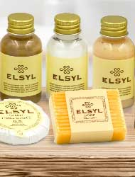 Elsyl Collection Hotel Toiletries