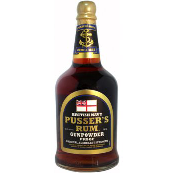 Picture of Bottle of Rum