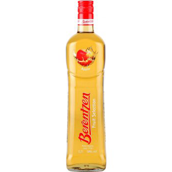 Image of Bottle of Schnapps