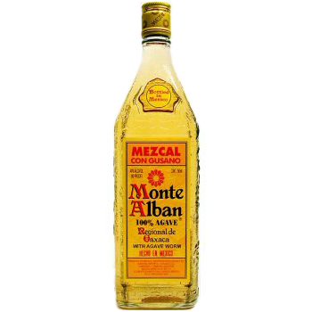 Image of Bottle of Tequila