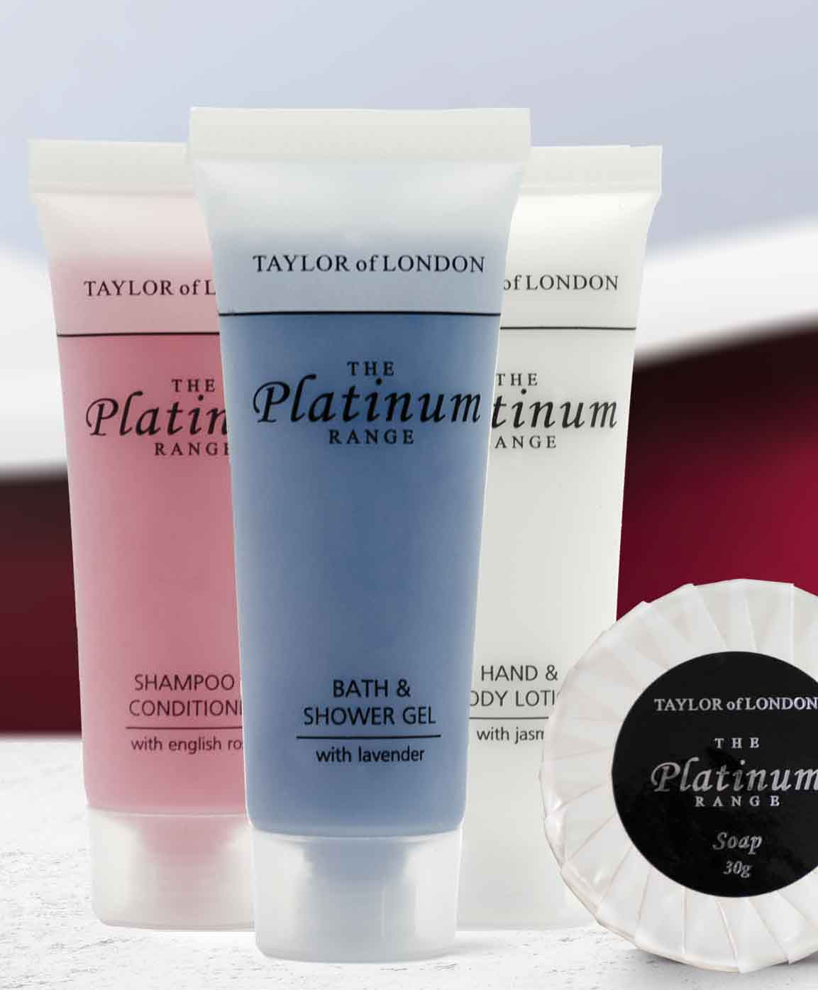Platinum Collection  Hotel Toiletries