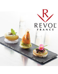 Revol Restaurant Crockery