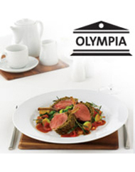 Olympia Restaurant Crockery