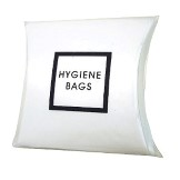 Frosted Hygiene Bags (200 pcs)