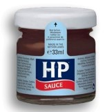 Heinz Mini Jars - HP Brown Sauce (80 pcs)