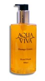 Aqua Viva 300ml Hand Wash Bottle - Orange Grove