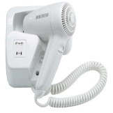 Corby Wall/Drawer Mounted Hairdryer & Shaving Socket