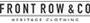 Front Row Logo