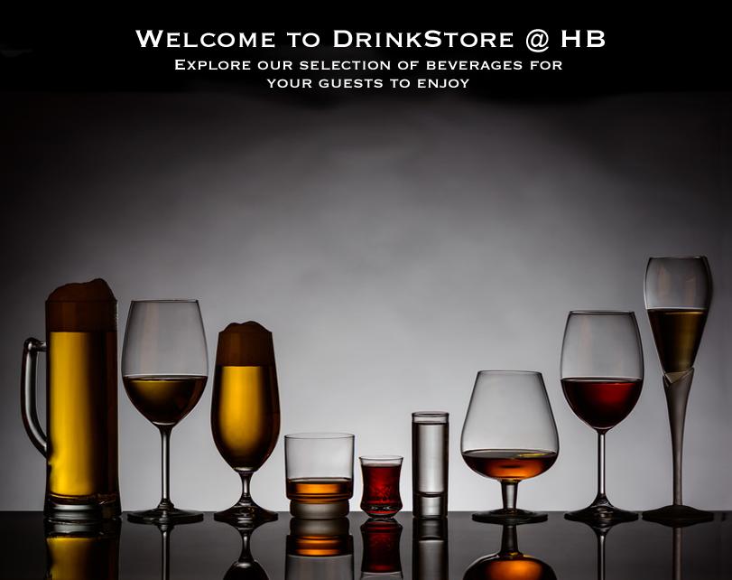 HB DrinkStore Main Image
