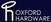 Oxford Hardware Logo