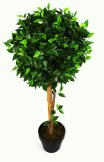 Realistic Artificial Plant 105cm Ficus Ball
