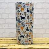 Umbrella Stand with Cat design 18""