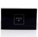 Shaving Kit in Black Carton
