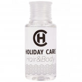 Holiday Care 30ml Hair & Body Bottle