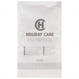 Holiday Care 12ml Hair & Body Wash Sachet (900 pcs)