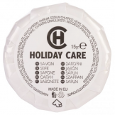Holiday Care 15g Pleated Soap