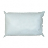 Flame Retardant Polyester Pillow, Washable to 40'C