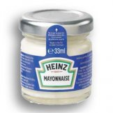 Heinz Mini Jars - Mayonnaise (80 pcs)