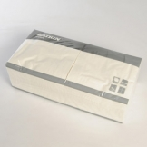 3 Ply Napkins - White - 1000