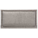 Lotus Upholstered Headboard (71cm)