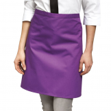 Coloured Mid-Length Apron