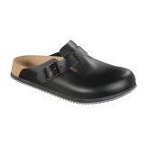 Birkenstock Super Grip Professional Boston Clog Black - Size 43
