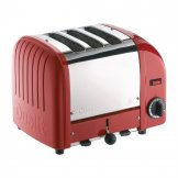 Dualit 3 Slice Vario Toaster Red 30085