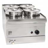 Parry 600 Series Bain Marie PWB4