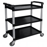 Vogue Polypropylene Mobile Trolley Large