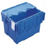 Distribution Tote Box Blue