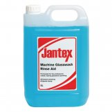 Jantex Glass Wash Rinse Aid 5 Litre