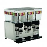 Santos Cold Drink Dispenser 3 Bowls 34-3