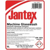 Jantex Glasswasher Detergent Concentrate 5Ltr (2 Pack)