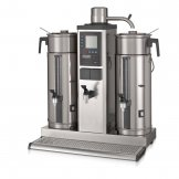 Bravilor B20 HW5 Bulk Coffee Brewer with 2x20Ltr Coffee Urns and Hot Water Tap 3 Phase